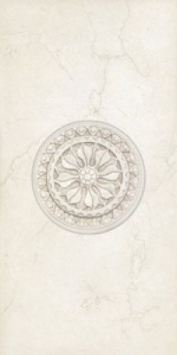 Керамическая плитка Голден Тайл Цезарь бежевый декор