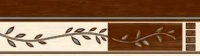 Керамическая плитка Голден Тайл Раммиата бордюр