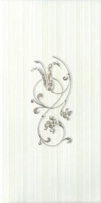 Керамическая плитка Gracia Ceramica Анжер салатовый декор 01