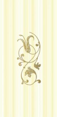 Керамическая плитка Gracia Ceramica Анжер венге декор 01