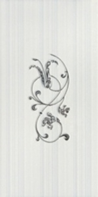 Керамическая плитка Gracia Ceramica Анжер голубой декор 01