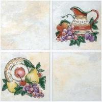 Керамическая плитка Kerama Marazzi Уют декор (C299/5000)