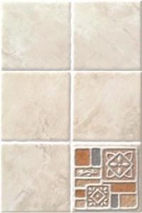 Керамическая плитка Керамин Парма декор Геометрия