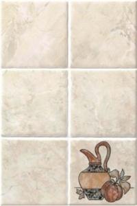 Керамическая плитка Керамин Парма декор Кувшин