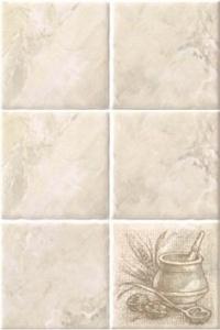 Керамическая плитка Керамин Парма декор Орехи