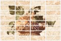 Керамическая плитка Керамин Прованс 3 декор Панно
