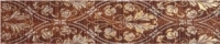 Керамическая плитка Керамин Венеция бордюр 2