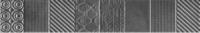 Керамическая плитка Керамин Мирари бордюр