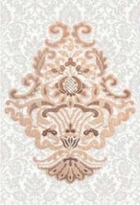 Керамическая плитка Керамин Органза 4 декор