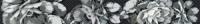 Керамическая плитка Нефрит Аллегро черный бордюр