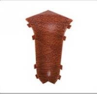 Фурнитура для плинтуса Ronapol Угол внутренний в цвет