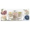 Керамическая плитка Церсанит Релакс декор йогурт