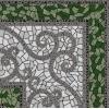 Керамическая плитка Голден Тайл Византия зеленый