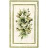 Керамическая плитка Kerama Marazzi Элегия светло-зеленый декор (D1727/6170)