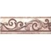 Керамическая плитка Керамин Афина бордюр