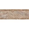 Керамическая плитка Нефрит Гермес бордюр версаче 8