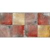 Керамическая плитка Нефрит Лофт коричневый