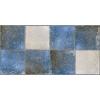 Керамическая плитка Нефрит Лофт синий