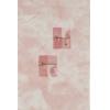 Керамическая плитка Шахтинская плитка Муаре розовый декор