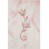 Керамическая плитка Шахтинская плитка София розовый тюльпан декор