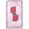 Керамическая плитка Сокол Уральские самоцветы Декор D339 AR3 розовый