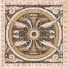 Керамический гранит Керамин Палермо вставка 9.8х9.8 см