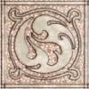 Керамический гранит Керамин Раполано вставка 9.8х9.8 см