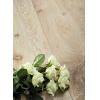 Массивная доска Topwood Optima дизайн Белый шелк White silk