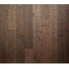 Массивная доска Woodline Натур Dark Brown Lacquered
