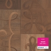 Гетерогенный бытовой линолеум Tarkett Grand SHELTON 2 коричневый