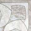 Керамогранит Kerama Marazzi Триумф Бордюр ID35 серый угол 20.7х20.7 гидроджет