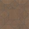 Керамогранит Kerama Marazzi Дартмут Декор мозаичный коричневый SG175/003 20х20