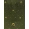 Домашний ковролин Lano Venice Wilton 3457/803 зеленый