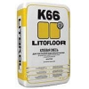 Клеевая смесь LITOFLOOR K66 25 кг