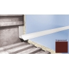 Профиль для плитки CEZAR внутренний 10 мм коричневый