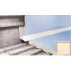 Профиль для плитки CEZAR внутренний 12 мм светло-бежевый