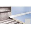 Профиль для плитки CEZAR внутренний 7 мм светло-серый