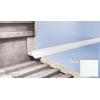 Профиль для плитки CEZAR внутренний 8 мм белый
