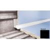 Профиль для плитки CEZAR внутренний 9 мм черный