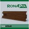 Пластиковый плинтус Ronapol Ильм