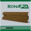 Пластиковый плинтус Ronapol Ольха