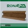 Пластиковый плинтус Ronapol Орех