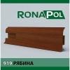 Пластиковый плинтус Ronapol Рябина