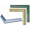 Керамический уголок-срез для плитки 3.5х20 Голубой