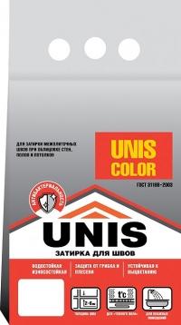 Затирка ЮНИС Color коричневая 2 кг